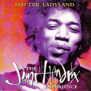 Jimmy Hendrix (1968) - Electric Ladyland - Front